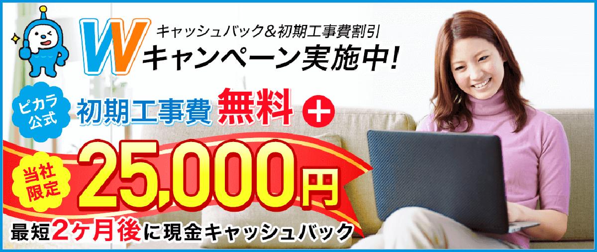 ピカラ光ねっと代理店「株式会社NEXT」